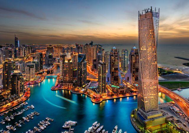Dubai utazás átszállás nélkül