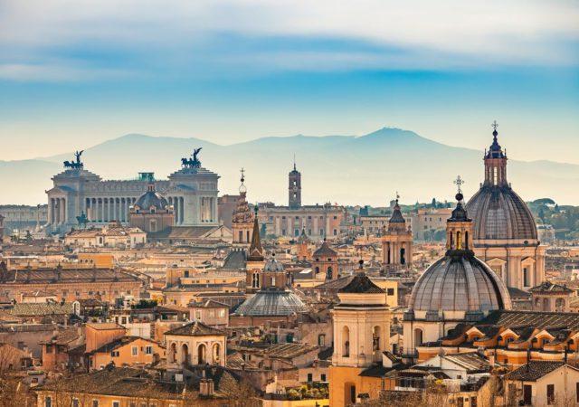 Római utazás
