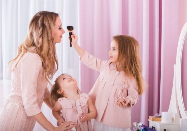 Anya-lánya szépülés