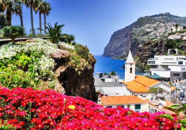 Madeira, az örök tavasz szigete
