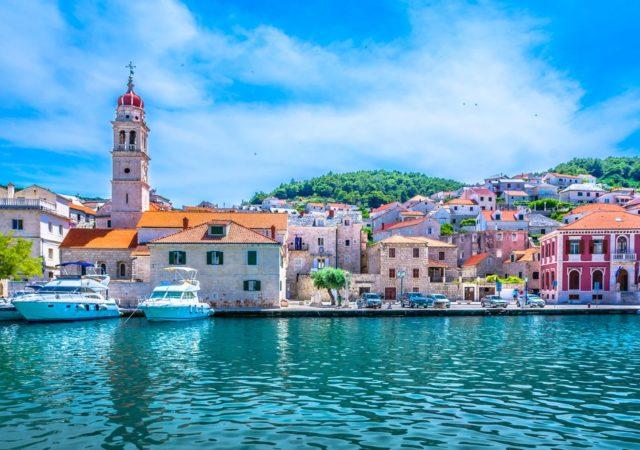 Horvátország, Adria